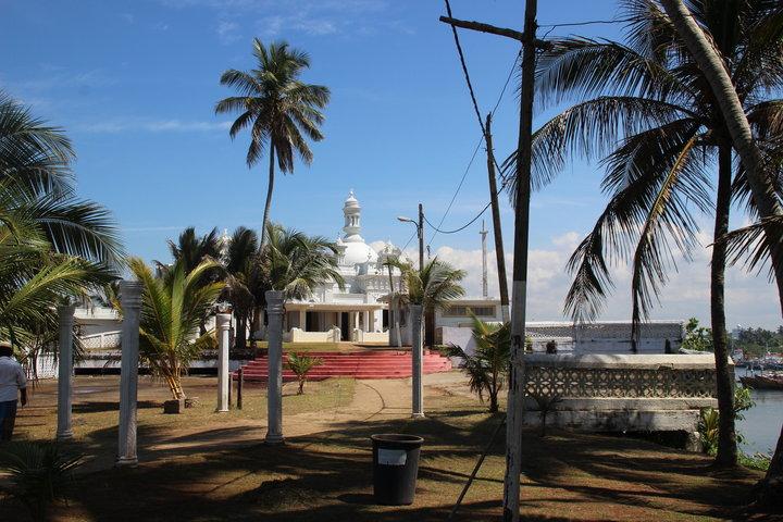 Moschee in Beruwela