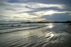 Weligama Beach Sunset