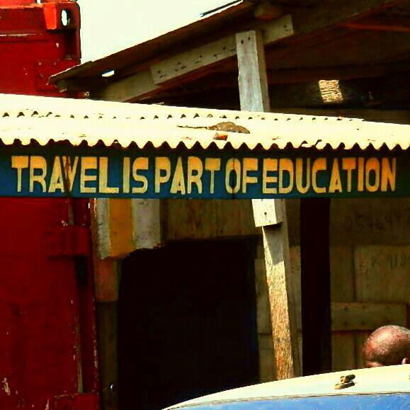 Traveling As A Part Of Education